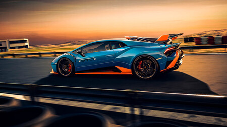 Lamborghini Huracán Super Trofeo Omologata STO 2021