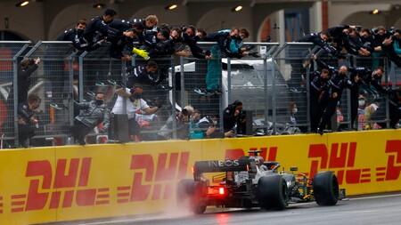 Hamilton Turquia F1 2020