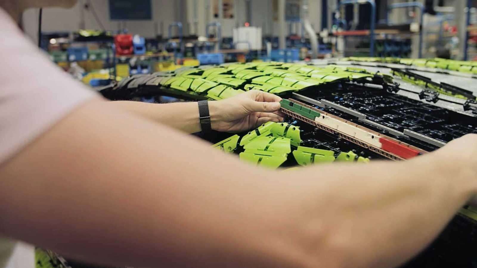Foto de Lamborghini Sián Lego replica tamaño real (13/18)