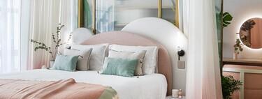 Inspiración para la decoración de dormitorios en Casa Decor 2021: materiales naturales y bienestar