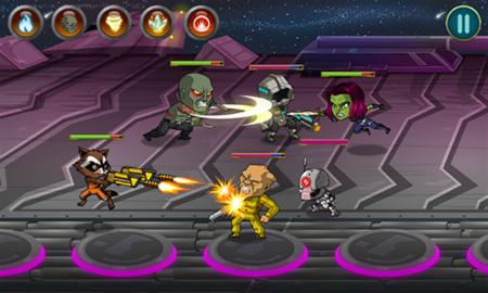 Guardianes de la Galaxia: Arma Universal +1
