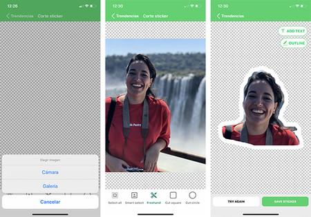 Como Hacer Stickers Con Tu Cara Para Whatsapp 2