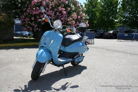 Probando un scooter eléctrico: ProECO Emilia