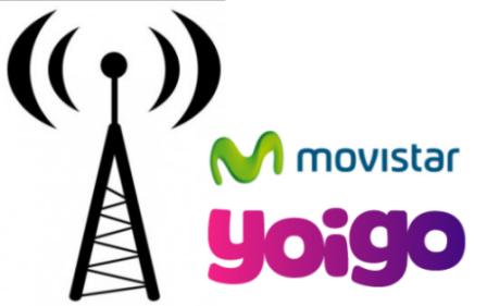 Yoigo & Movistar