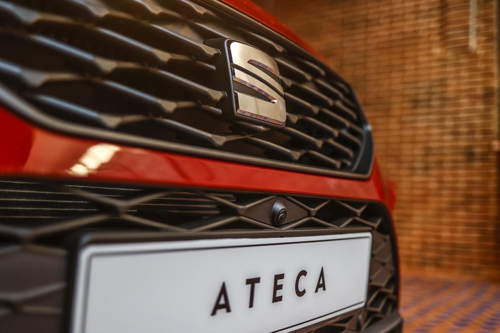 Foto de SEAT Ateca 2020 contacto (60/64)