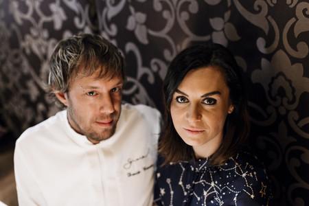 Davide Bonato Chef De Gioia Y Daniela Rosso Su Esposa Y Jefa De Sala