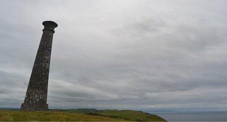 La interesante historia de un extraño monumento en Gales
