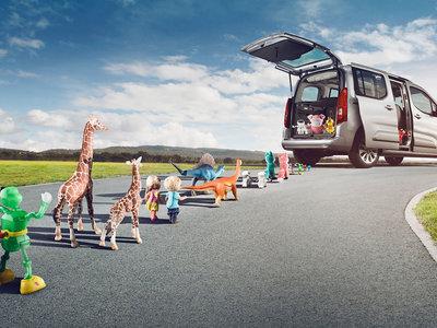 El Opel Combo Life quiere ser toda una navaja suiza made in Spain: tecnología y modularidad nivel máximo