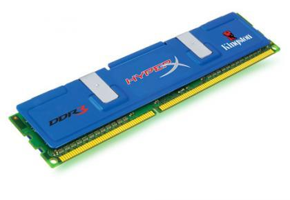 Memorias DDR3 de Kingston, hasta 1375 MHz