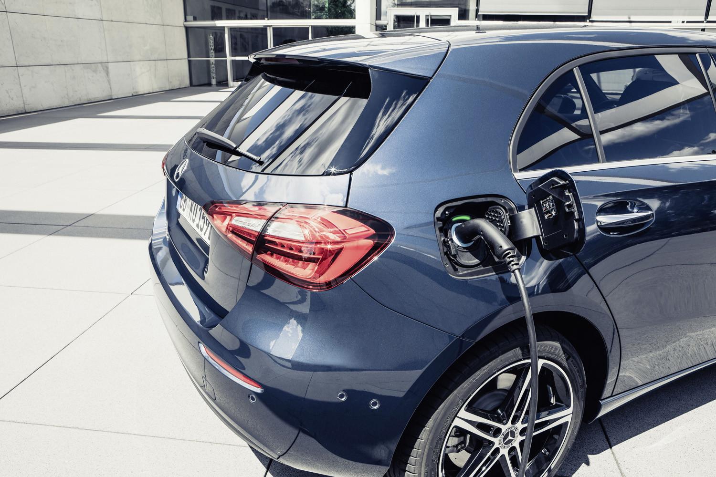 Foto de Mercedes-Benz A 250 e y B 250 e (23/34)
