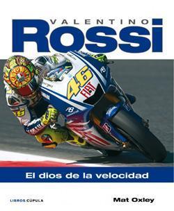 Sale a la venta un nuevo libro de Valentino Rossi, otro para mi colección