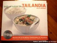 Todo el sabor de Tailandia. Libro
