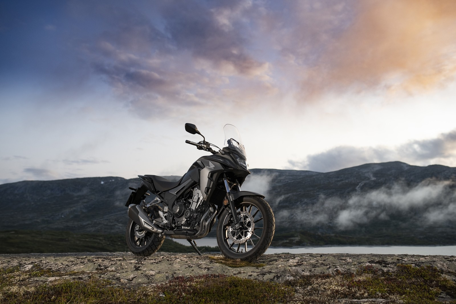 Foto de Honda CB500X 2019 (31/37)