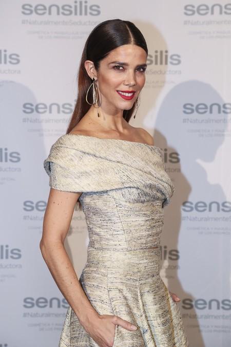 Juana Acosta (y demás invitadas) triunfan con su look glam en la presentación de Sensilis