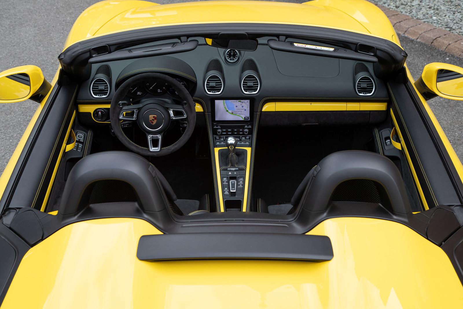 Foto de Porsche 718 Spyder (prueba contacto) (277/296)