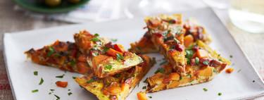 Cansada de ultrajar la paella, la cultura anglosajona la ha tomado ahora con la tortilla de patata