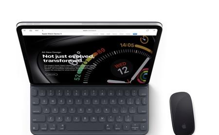 El iPad Pro compatible con un ratón coge fuerza, un nuevo concepto nos muestra cómo sería utilizarlo