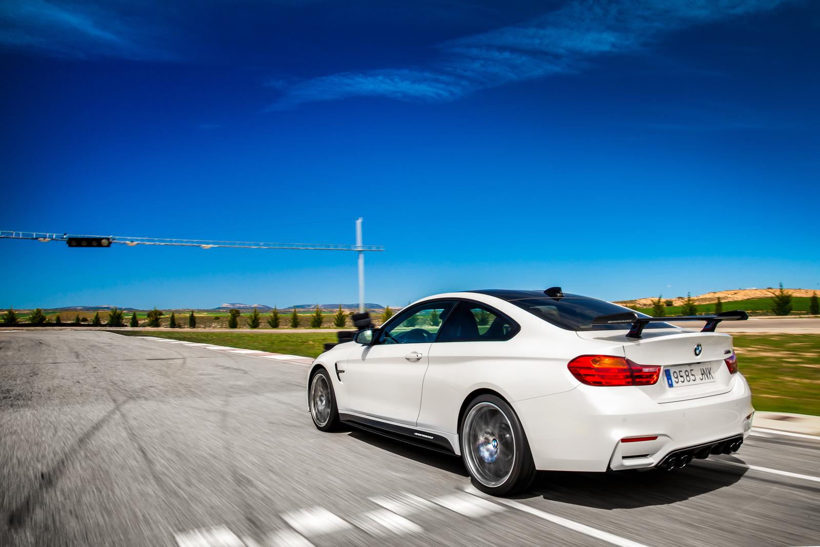 Foto de BMW M4 CS (17/60)
