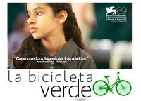 'La bicicleta verde', no es un juguete para niñas