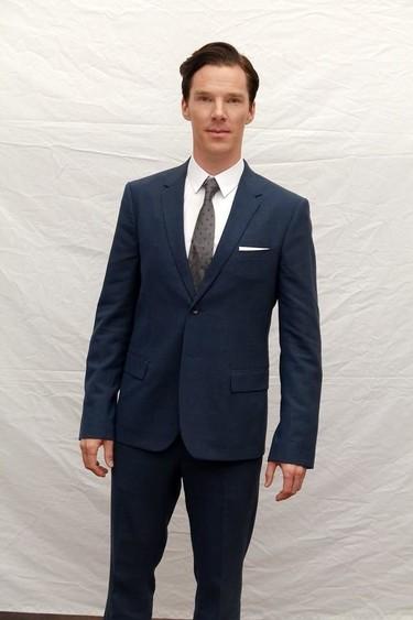 Benedict Cumberbatch, el discreto encanto del caballero inglés
