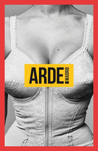 Libro Arde Madrid