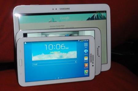 Familia Samsung Galaxy Tab 3