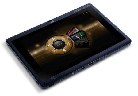Acer podría sacar al mercado su tablet con Android y chip Intel en verano
