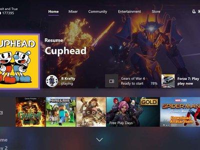Interfaz más rápida, soporte para webcams y capturas en 1080p, las novedades de la actualización de Xbox One