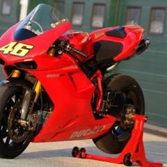 Foto 6 de 8 de la galería valentino-rossi-y-la-ducati-1198-sp en Motorpasion Moto