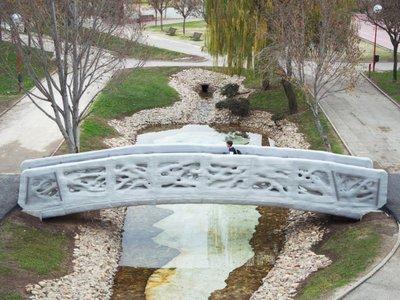 Éste el primer puente impreso en 3D y está en Madrid