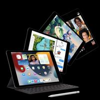 Nuevo iPad (2021): nueva cámara frontal y procesador A13 Bionic para el renovado tablet 'para todos' de Apple