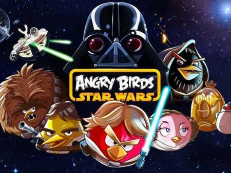 Rovio prepara un nuevo Angry Birds de Star Wars