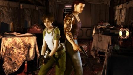 Y el siguiente refrito HD de Capcom es... Resident Evil Zero