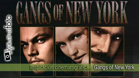 Inspiración cinematográfica... Gangs of New York