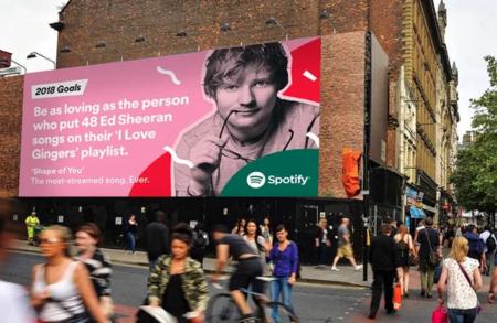 La campaña de Spotify que se ríe de nuestros hábitos musicales (y nos rechifla)