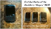 Primeras imágenes de BlackBerry Niagara 9630