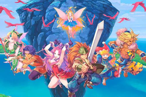 Hemos jugado a Trials of Mana, un perfecto homenaje en forma de remake de uno de los mejores RPG de SNES por su 25 aniversario