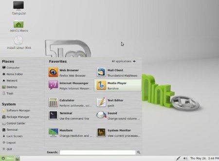 Llega Linux Mint 11 sin Unity