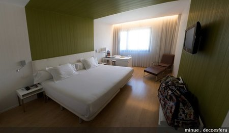Hotel Barceló Castellana Norte en Madrid