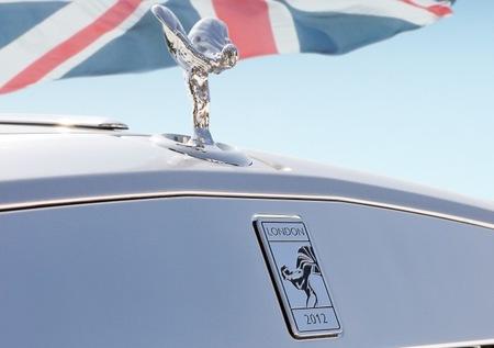 Detalles que hacen únicos a los Rolls-Royce de la ceremonia de clausura de los Juegos Olímpicos