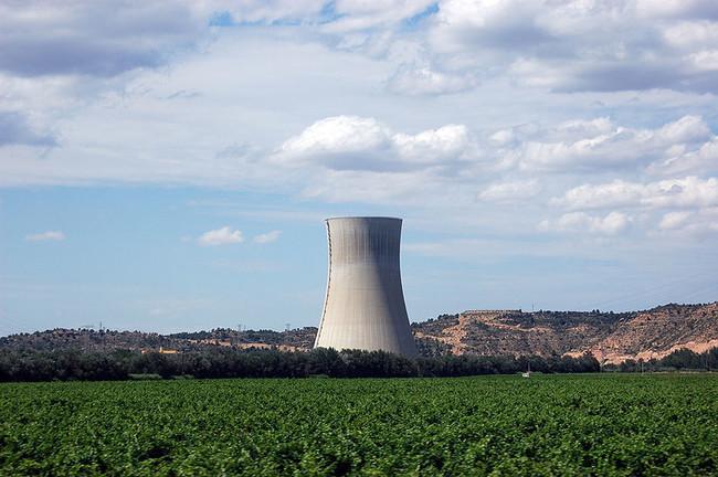 Central Nuclear D Asco Tarragona Catalunya
