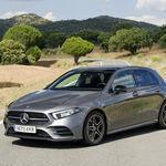 Probamos el Mercedes-Benz Clase A 2018: mejor comportamiento, interior digital y más sabor premium