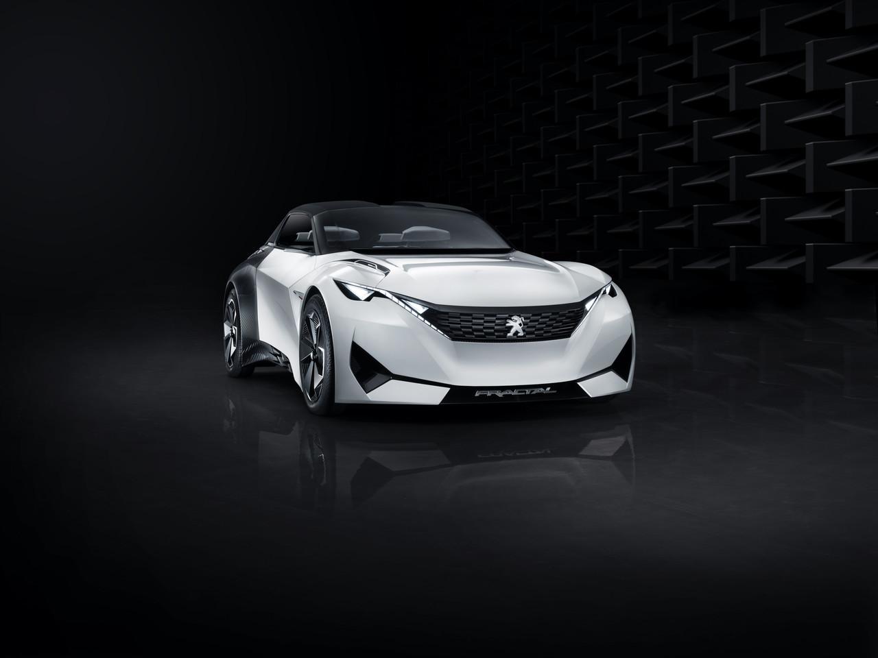Foto de Peugeot Fractal Concept (1/71)