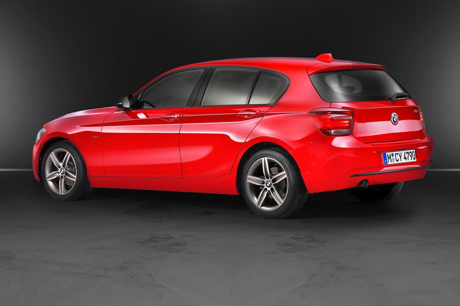 Foto de BMW Serie 1, filtración (2012) (1/47)