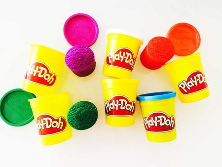 Playdoh-plastilina