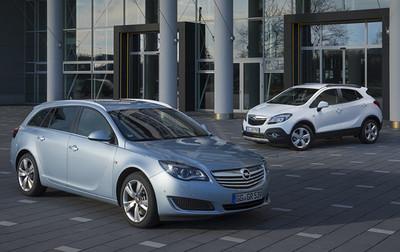 Nuevos motores CDTI para los Opel Insignia y Mokka en España