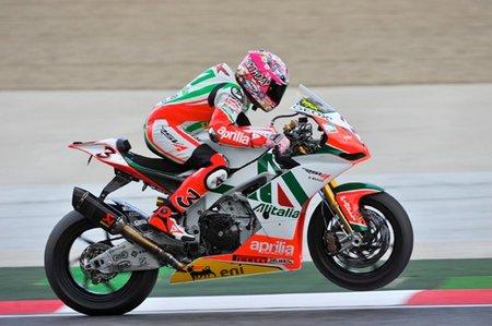 Max Biaggi se proclama campeón del mundo de Superbikes