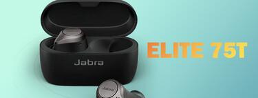 Cancelación de ruido y sonido de calidad: los auriculares TWS Jabra Elite 75t son un chollo por 98,04 euros en Amazon