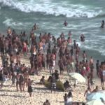 Arrastão: el robo simultáneo que arrasa las playas brasileñas de Ipanema y Copacabana