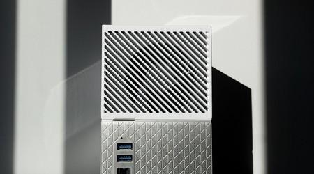 Western Digital My Cloud Home Duo - Nube personal de 4 TB (con dos discos,  almacenamiento en red NAS, 2 bahías)